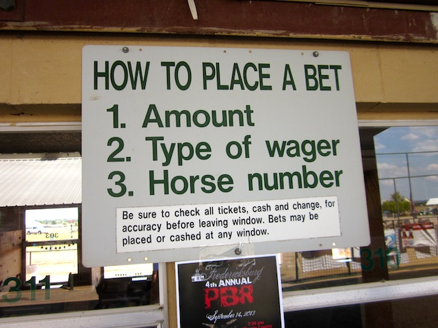 betting on horse racing guide. learn how to bet on horse races!